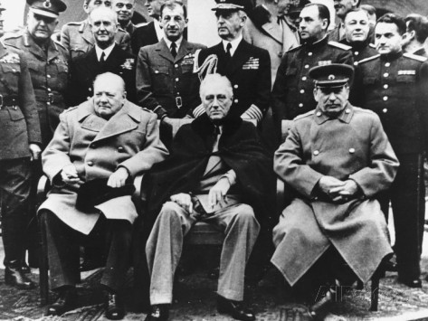 Yalta Conference The Cold War